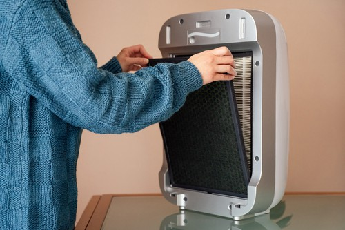 Comparison of the best air purifiers for pets and filter consideration